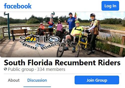 South Florida Recumbent Riders